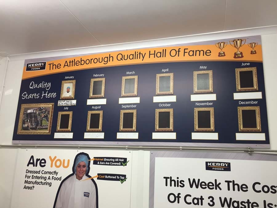 hall of fame team management boards