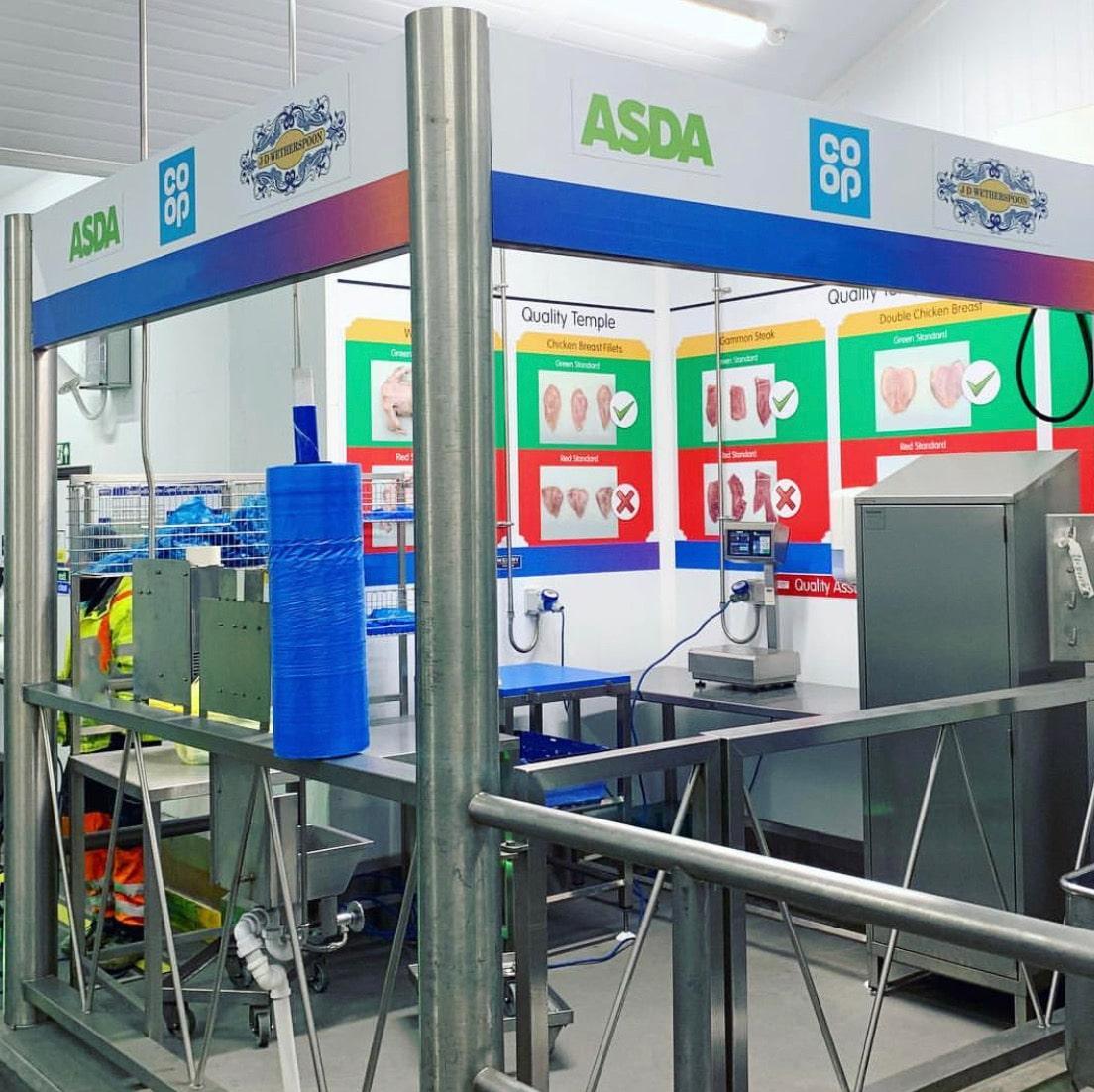 quality working area quality hub quality check station